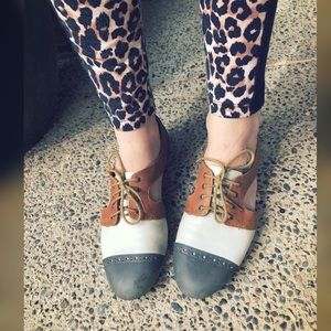 Cool as beans, STEVE MADDEN, CARIL, oxford flats!!